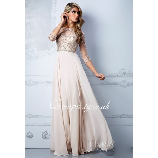 Prom Dresses With Long Sleeves Uk 65